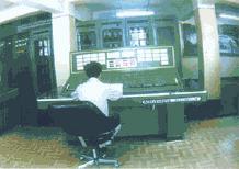 动力配电室的中心