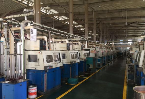 磨工自动化生产线