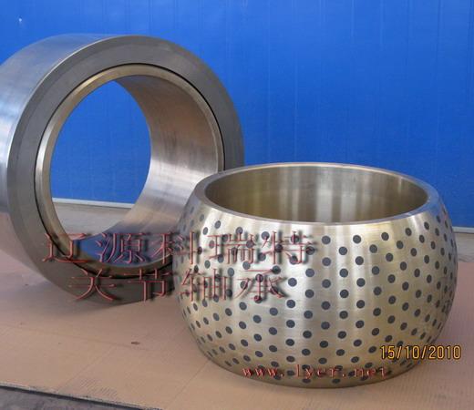 铜基镶嵌关节轴承