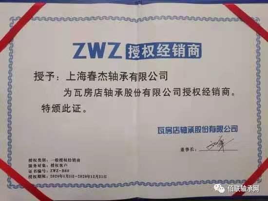 2020年ZWZ授权书