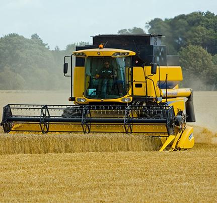 产品应用于农业机械