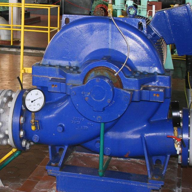泵及压缩机