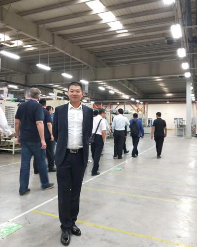 NKE工厂参观