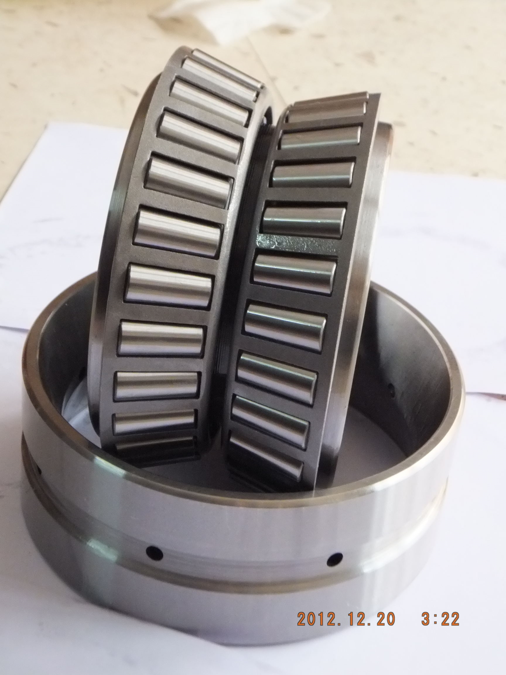 TDO双列外圈圆锥滚子轴承